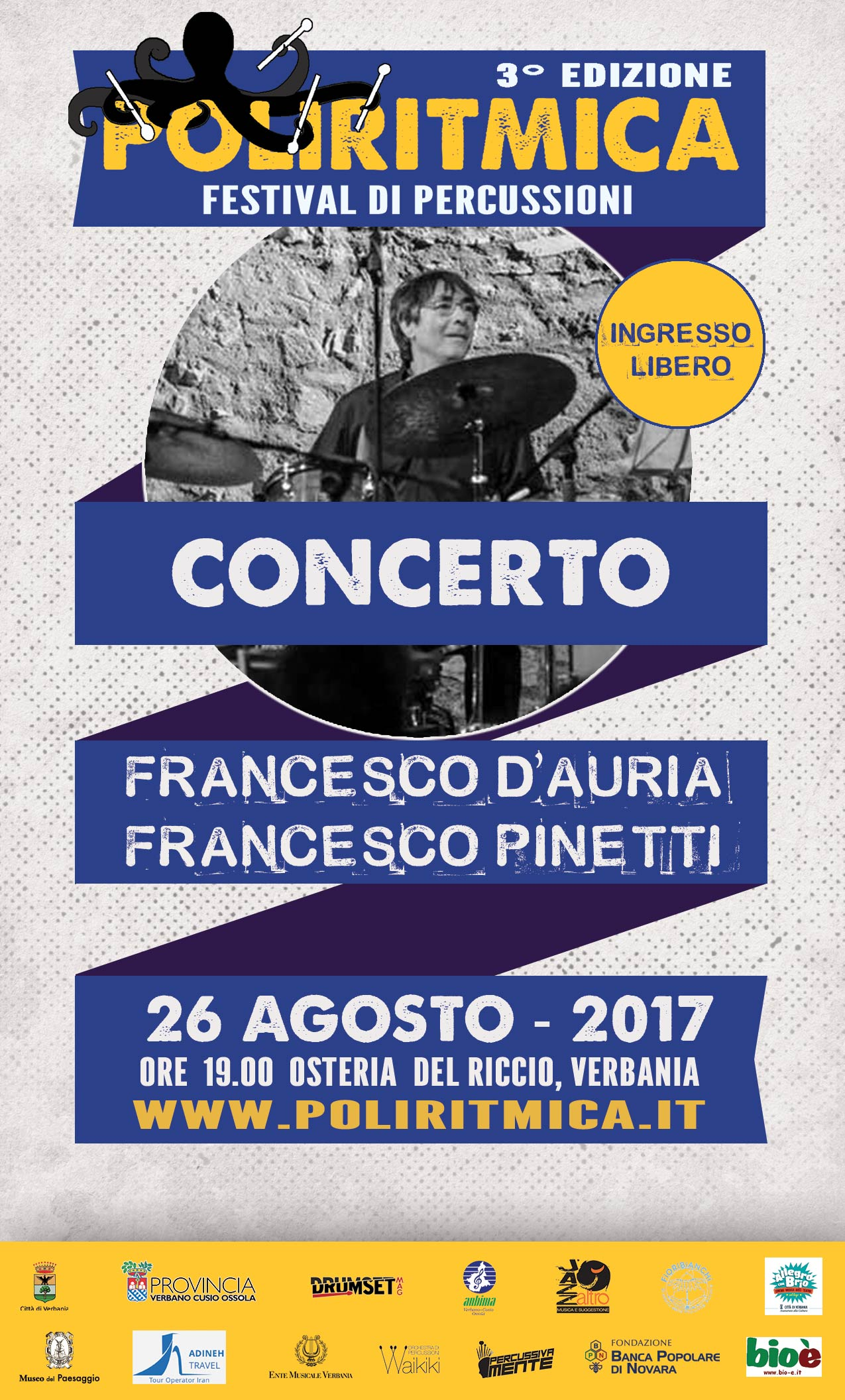 26 agosto h 20 francesco d'auria duo