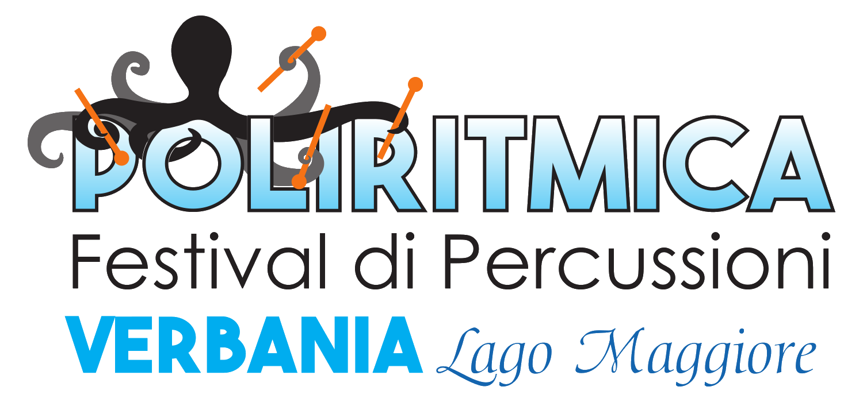 Logo Poliritmica 2016 - Festival di Percussioni